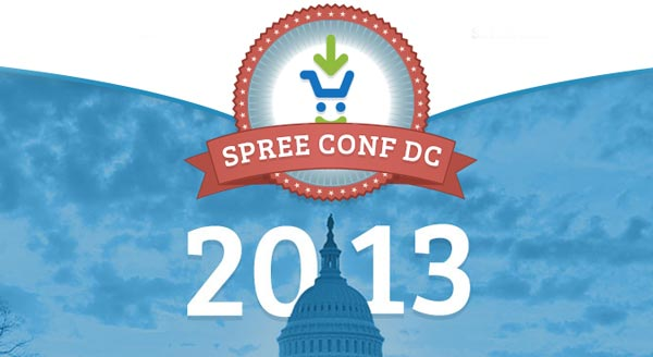 3llideas en la SpreeConf de Washington, la conferencia anual de Spree