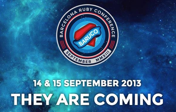 Análisis de la Barcelona Ruby Conference 2013 (BaRuCo)