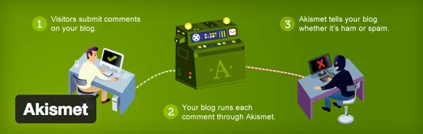 5 plugins imprescindibles para un blog propio de WordPress: Akismet