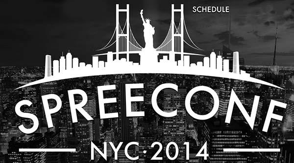 SpreeConf NYC 2014 el próximo febrero