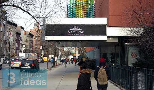 Asistimos a Spreeconf 2014 en New York