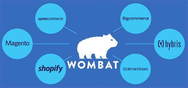 Wombat añade conexiones mejorando sus opciones de soporte a tiendas online