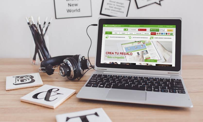 CosasdeRegalo.com como caso de éxito en OpenExpo