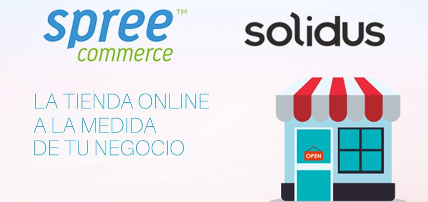 Spree y Solidus, historia de dos plataformas ecommerce desarrolladas en Ruby