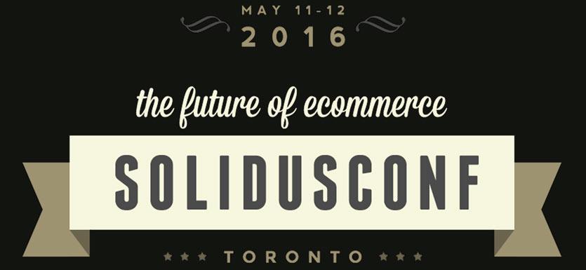 La Solidus Conf 2016 en vídeos, el futuro del ecommerce