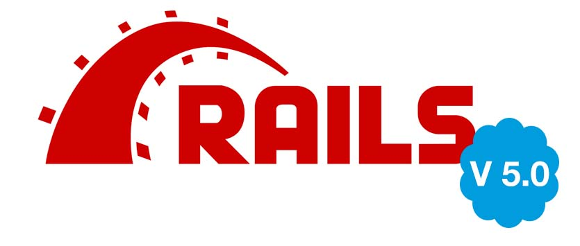 El framework Ruby on Rails se actualiza a la versión 5.0