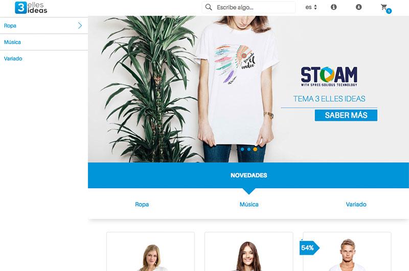 STOAM, tu solución de tienda online a medida